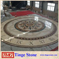 Nice Water Jet Marble Medallion In Villa