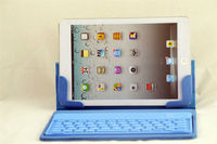 keyboard case for mini ipad,2013 highlight design leather case for ipad mini