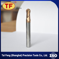 High Quality Factory Price 2 Flutes Tungsten Carbide Precision Solid Carbide
