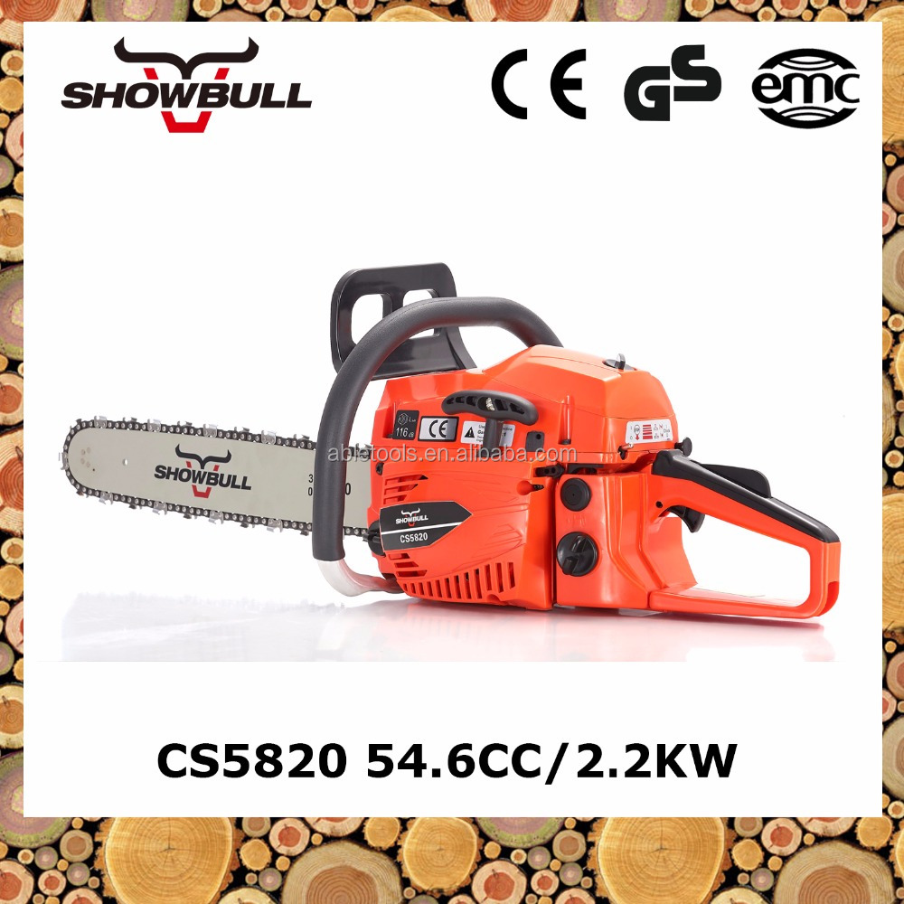 tree cutter 54cc 2 stroke hand chain saws with advanced technology and innovation