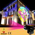 advertising LED 100W gobo projector