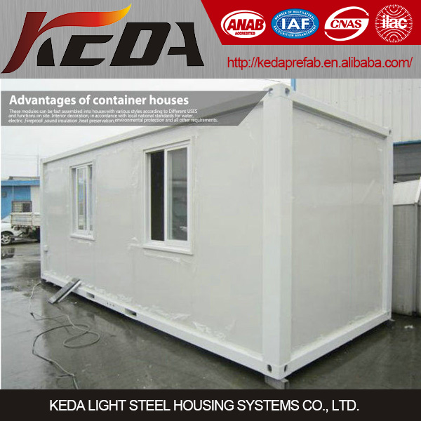 portable cabin office container house for sell in Cambodia