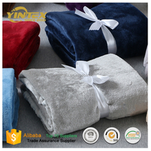 Top selling super soft polar fleece blanket from China supplier