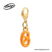 Wholesale High Quality Charm Pendant,Fashion Lobster Clasp Pendant for Necklace