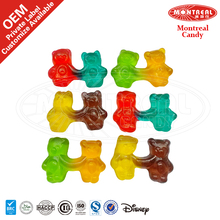 Soft Gummy Bears With Halal Certificate