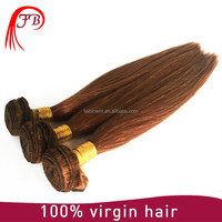 express top selling unprocessed top grade 7A quality 100% virgin remy straight 6 inch hair weaving