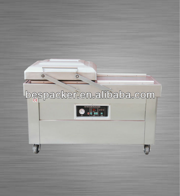 Durable Puffed Food Vacuum Packaging Machine