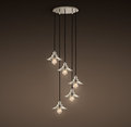 Crystal Unusual Pendant Light Shop Light Fixtures Clear Pendant Shade