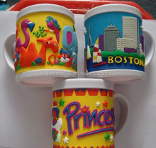 PVC Mugs/silicone mugs Customized Mug <strong>Cup</strong> for Gift with logos,factory direct sales