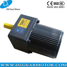 Top Sales single phase ac gear motor 100 rpm