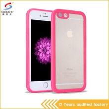 High impact cheap wholesale phone case for iphone 6s 360 degree