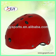 Red Skating Helmet