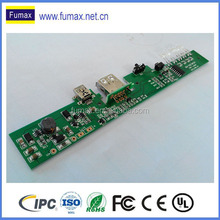 professional pcba manufacturer for smd led pcb game board pcb layout