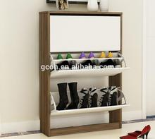 Hot sale shoe rack home shoe cabinet for living room