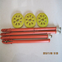 Expansion Pipe Bolt Plastic Expansion Nails