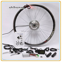 light weight 25km/h e bike conversion kit 250w electric bicycle kit regenerative braking