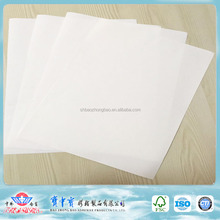 Self Adhesive Plain Sticker Paper for Laser Printer A3 Sticker Paper