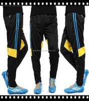 Cheap price jogging football training long pants for men