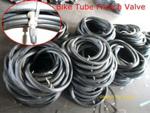 Natural Rubber Bicycle Tube F/V