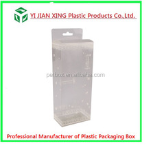 Beautiful Plastic PP With White Printed Box Of Pencil Case Packaging