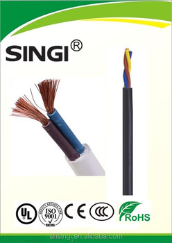 2 Cores Ccc Approved Cable/power Cable/electrical Cable