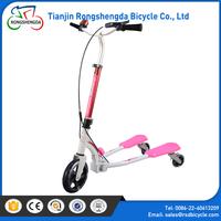 Good Looking Alibaba Wholesale rear Two Wheels cheap kids scooter/kick scooter 3 wheel freedom scooter kids/new kids scooter