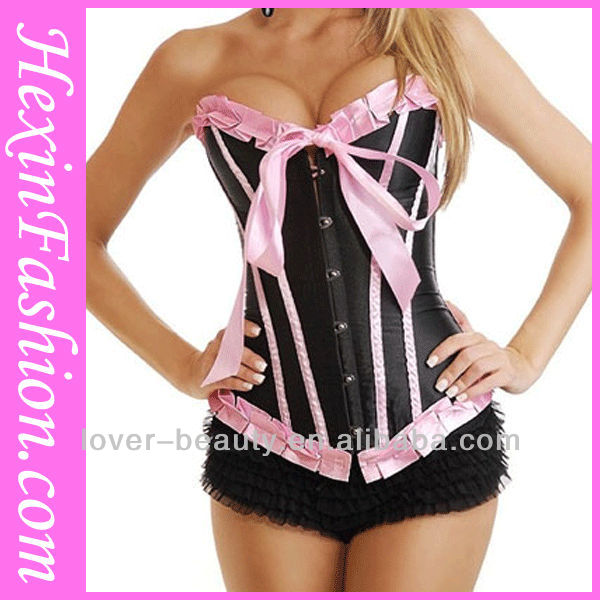 Wholesale Open Fashion Hot Western Style Corset