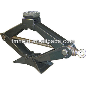 small scissor mechanical jack without metal handle for motorcycle