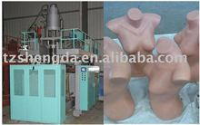 PE PP extruder blow molding machine