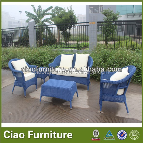 Canadian Modern cheap rattan Living Room sofa Furniture