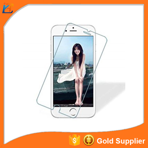 Factory supplier 9H high clear screen protector bulletproof glass for iphone 5 6 7