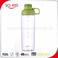 Clear Customized Disposable Plastic Drinking Water Bottle