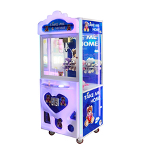 Mini crane claw game machine toy for sale gift vending machine claw crane machine