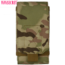 Alibaba China molle tactical accessory small utility pouch military mobile phone pouch for outdoor hunting