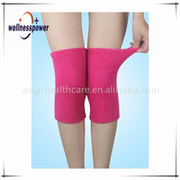 100% Cotton Charcoal Knee support brace