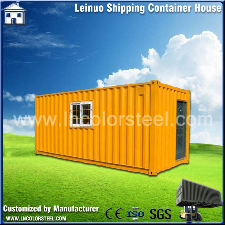 cheap easy installation Affordable container house in hyderabad