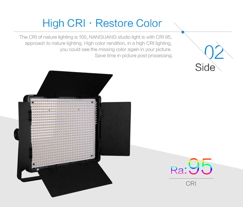 remote control xxx japan t8 18w av tube led lights Nanguang lamps led lights CN-1200CSA led display panel for studio
