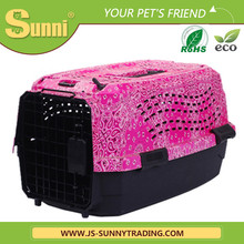 High-end customized pet carrier bag selling dog kennels