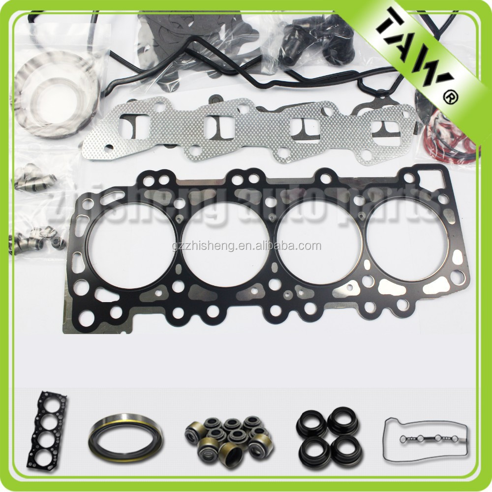 high qualtity Full gasket set overhaul gasket kit for NISSAN YD25 10101-VK586