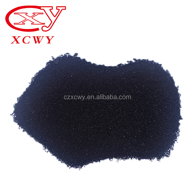 Appearance bright dark granule customized packaging high quality sulphur black 1