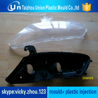 precision plastic mould/mold for led light parts