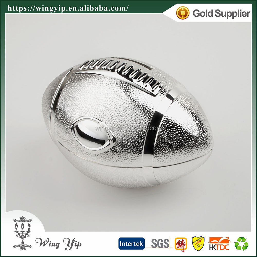Wholesales Manufacturer Ruby Small Silver Coin Box for Decoration