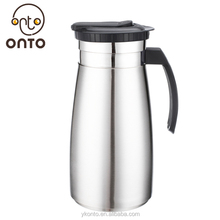 Penguin shape high quality stainless steel vacuum coffee pot