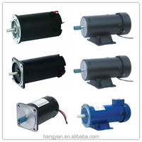 Ferrite permanent electric dc motor 48v 4kw