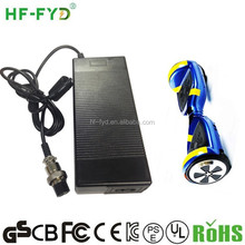 Universal 42V 2A Li-ion Battery Charger for Scooter Hoverboard