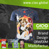 Ciao sports wear - 2015 new model printing t-shirt design