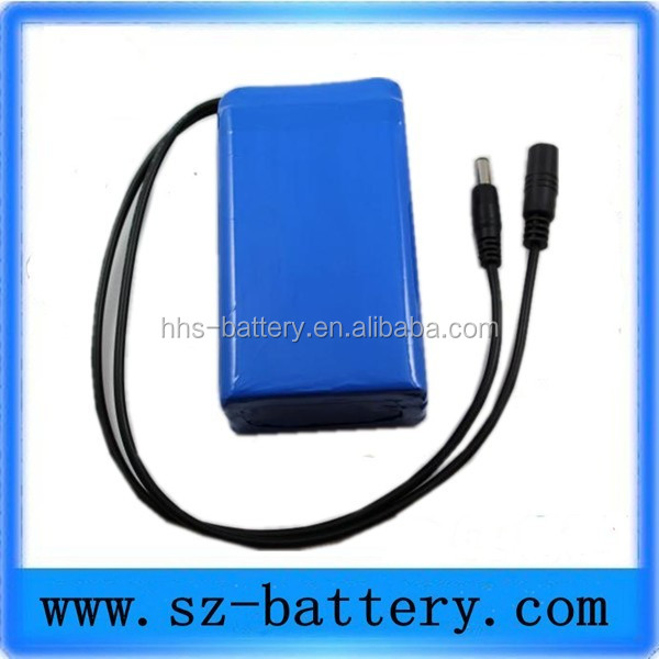 For consumer 10.8v 18650 nmc for lithium batteries 4500mah pack