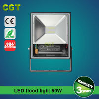 led flood light 50w, led warm white nature white cool white light