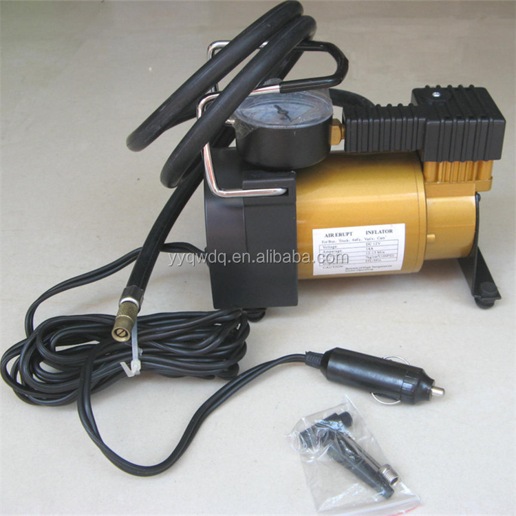 Tornado 150PSI Portable 12V Mini Car Air Compressor Pump Tire Inflator AC580