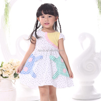 hot sale european cotton girls clothing wholesale children's boutique clothing